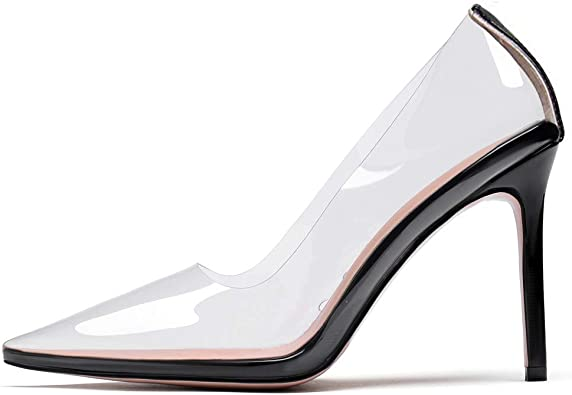 Women Chic Satin Pointed Toe Slingback Stiletto High Heel Court Party Pumps Shoe