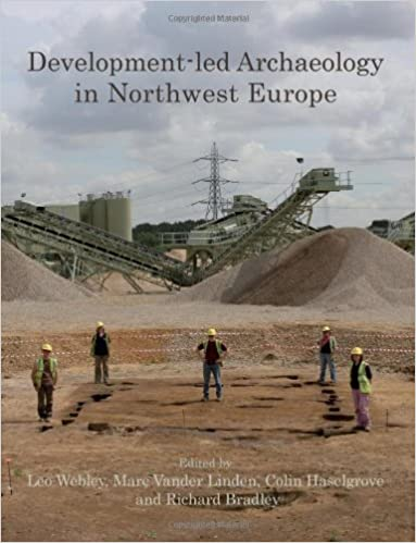 Book Development-led Archaeology in North-West Europe