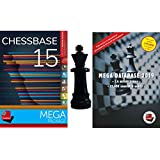 ChessBase 15 - Mega Package: ChessBase 15 Chess Database Management Software Program bundled with Mega Database 2019 & ChessCentral's Chess King Flash Drive