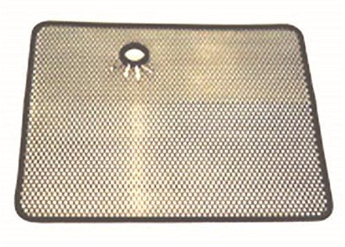 Ridge Rugged Radiator - Rugged Ridge 11106.02 Stainless Radiator Bug Shield