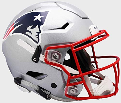 and Patriots Speedflex Authentic Helmet ()