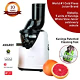 Kuvings Professional Cold Press Whole Slow Juicer (B1700) (Pearl White Limited Edition)
