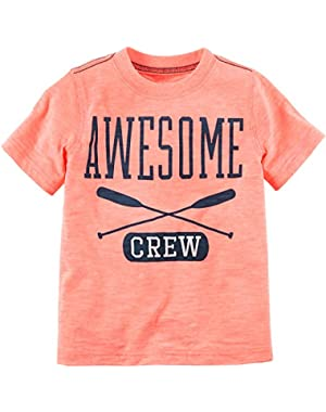 Carter's Awesome Crew Tee