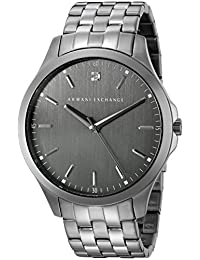Armani Exchange Men's AX2169 Analog Display Analog Quartz Grey Watch