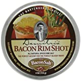 Demitri's Bacon RimShot, Spiced Rim Salt, 4 Ounce Tin