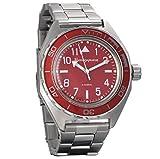 Vostok Komandirskie Mens Automatic Russian Military Wristwatch WR 200m #650840