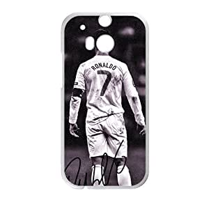 Ronaldo Bestselling Hot Seller High Quality Case Cove Hard Case For HTC M8 by icecream design