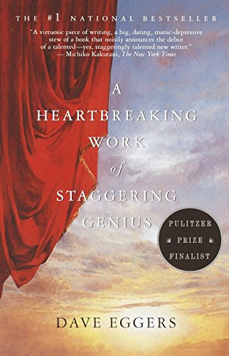 Pdf Memoirs A Heartbreaking Work of Staggering Genius