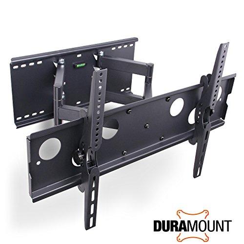 Duramount Articulating TV Wall Mount - Swivel Full Motion Ti