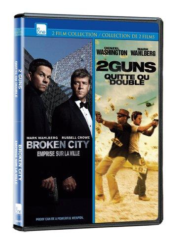 Broken City / 2 Guns DVD Double Feature