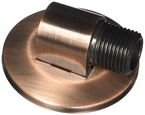 Jaclo 6001-ACU 90° Water Supply Elbow and Escutcheon, Antique Copper (Jaclo Supply Water Elbow)