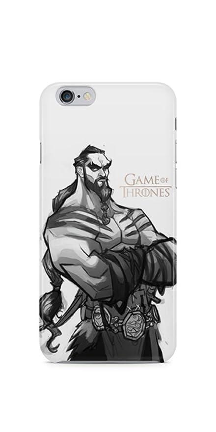 super popular 61a40 62b21 Casenation Khal Drogo iPhone 6/6S Case: Amazon.in: Electronics