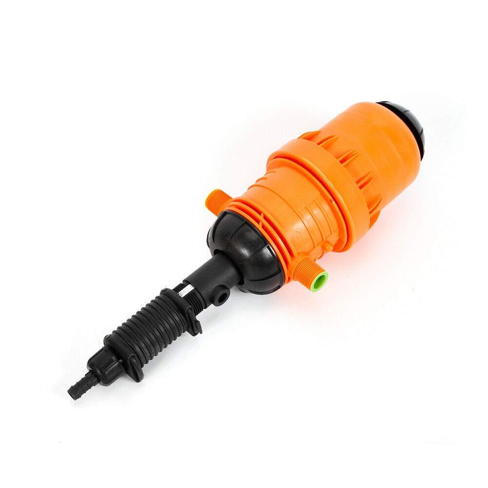 4/% Skala-Strecke 4℃-30℃ DiLiBee D/ünger-Injektor-Dispenser D/ünger-Injektor-Zufuhr-Proportion-Selbstdosierungs-Ger/ät 0,4/%