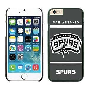 San Antonio Spurs iPhone 6 Cases 10 Black by lolosakes