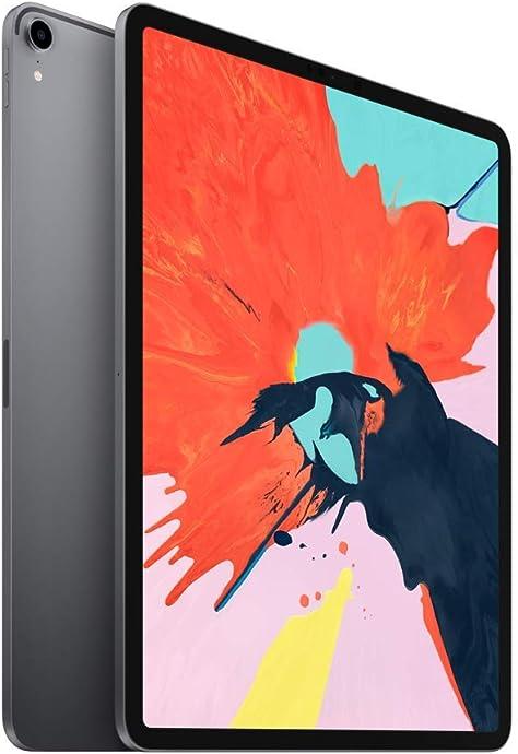 Apple iPad Pro 12.9英寸平板电脑 最新款(1TB WLAN版/全面屏/A12X芯片/Face ID) 7.7折$1349.99史低 2色可选 海淘转运到手约¥9664