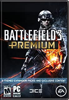 Battlefield 3: Premium Service [Online Game Code] (B0087STJLS) | Amazon Products