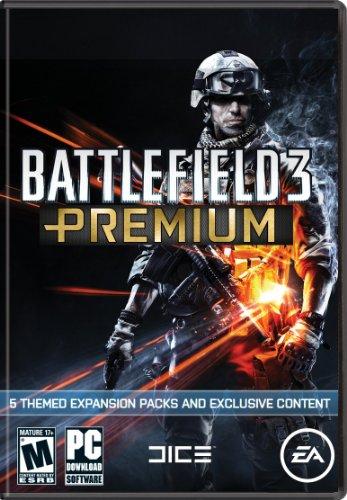 Battlefield 3: Premium Service [Instant Access]