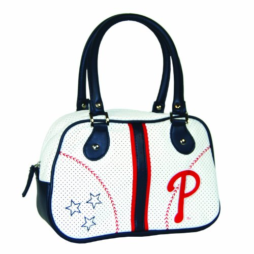 MLB Philadelphia Phillies Ethel Bowler Handbag