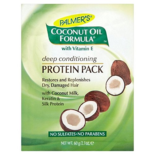 Palmer's Coconut Oil Formula Deep Conditioning Protein Pack 60g (PACK OF ()