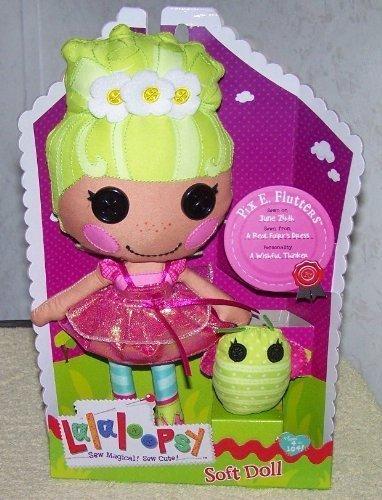 Lalaloopsy Soft Doll - Pix E Flutters ()