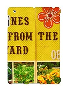 New Style Standinmyside Summer Collage Premium Tpu Cover Case For Ipad 2/3/4