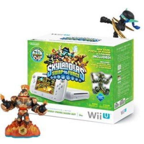 NINTENDO WUPSWAAE / Wii U Console Ltd. Edition Skylanders SWAP Force Basic Set