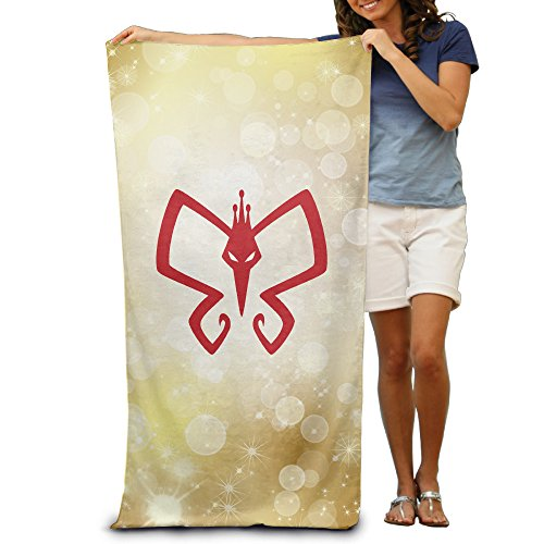 The Monarch Venture Bros Costume (Quick Dry Cartoon The Venture Bros The Monarch Beach Blanket -multifunctional Blanket:Suit For Swimming,backpacking,sports,camping,picnic Etc - Large Microfiber Travel Towel - 80cm130cm)
