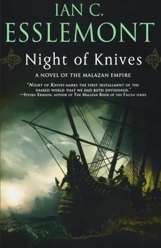 Night of Knives: A Novel of the Malazan Empire (Novels of the Malazan Empire)