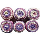 Hyacinth BERNAT 16123939008 Softee Chunky Tweeds BB Yarn