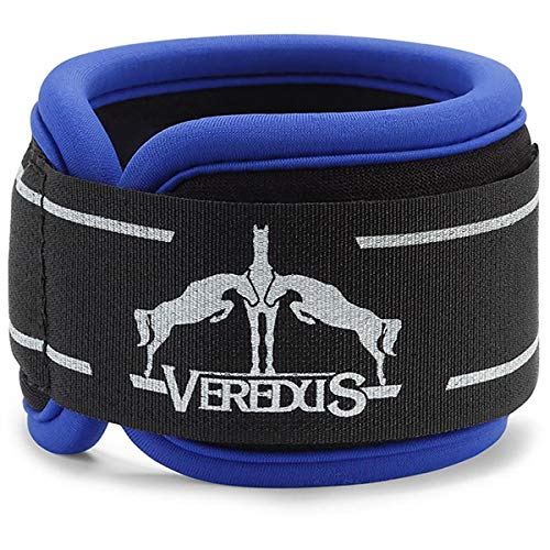 Veredus - Protection Pastern Pro Wrap - Horse Boots - Black and Blue