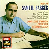: Barber: Music of Samuel Barber