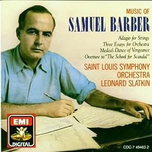 Barber: Music of Samuel Barber