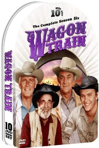 Wagon Train: Season 6 - Embossed Collectable Tin