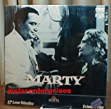 Marty Starring Ernest Borgnine, Besty Blair NEW laser Disc