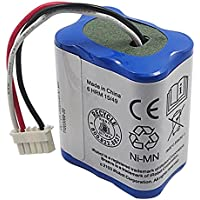 Gosear 7.2V 2000mAh Replacement Battery for iRobot Braava 380t iRobot Mint 5200 5200B 5200C Floor Cleaner Robot