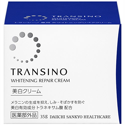 Japan Health and Personal Care - Daiichi Sankyo Healthcare Toranshino medicated whitening repair cream 35g [quasi-drugs] *AF27*