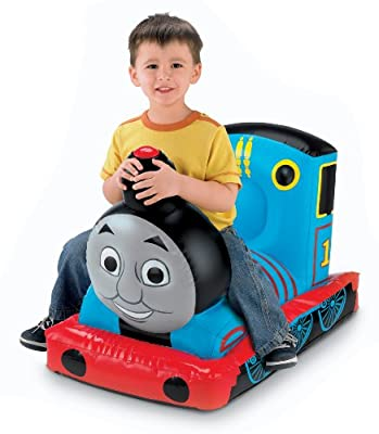 Thomas The Train Bounce And Ride Thomas by Fisher-Price