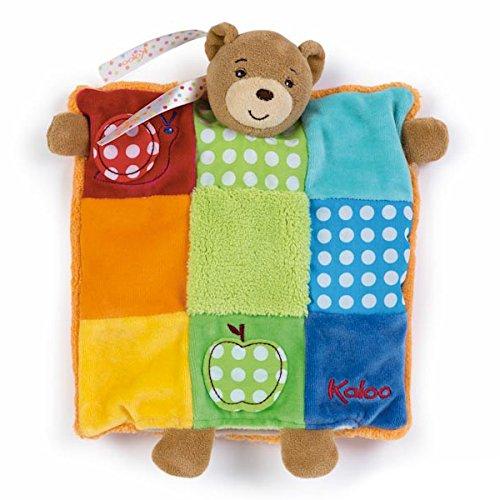 (Kaloo Colors Patchwork Bear)