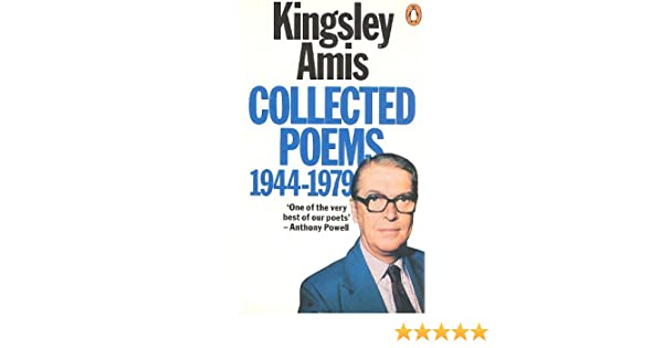 by Amis Kingsley Paperback Book The Penguin poets Collected Poems 1944-1979