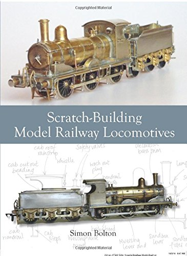 Scratch-Building Model Railway Locomotives for sale  Delivered anywhere in USA