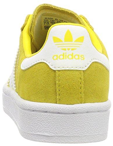 000 Unisex Campus Ftwbla Niños Ftwbla Zapatillas Adidas Amarillo Amaril q81p1P
