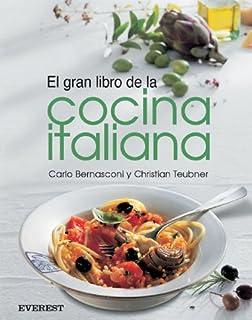 El Gran Libro de La Cocina Italiana (Spanish Edition)