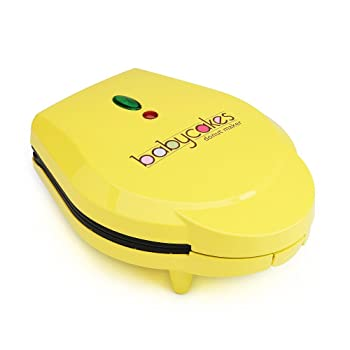 Babycakes DN-95LZ Yellow Color Donut Maker