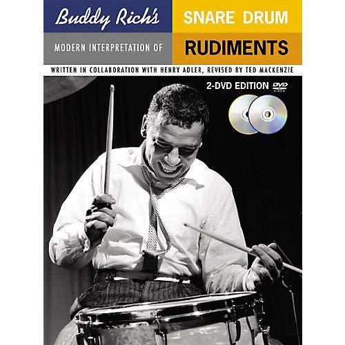- Buddy Rich's Modern Interpretation Of Snare Drum Rudiments 2-DVD Edition