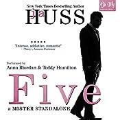 Five: A Mister Standalone, Book 0.5 | J A Huss