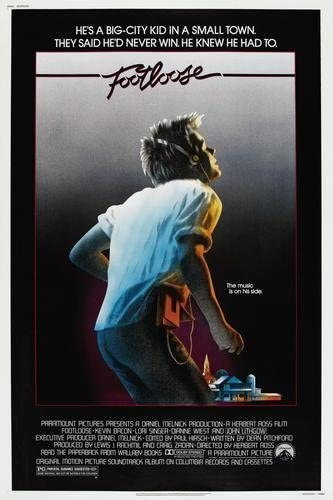 "Amazon.com: Footloose Movie Poster 24""x36"": Prints: Posters & Prints"