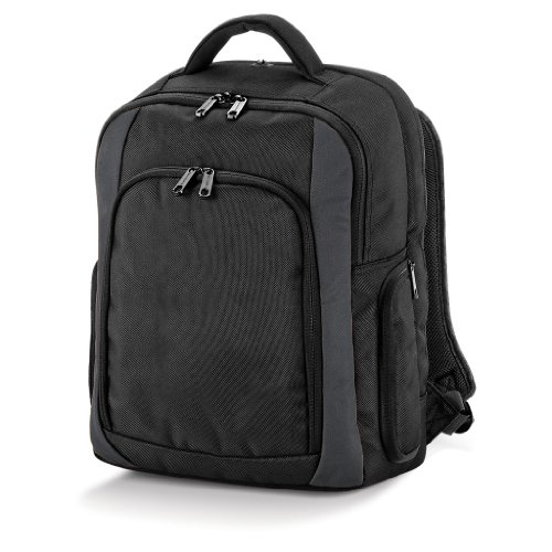 Tungsten Quadra Backpack Laptop x black black x 34 21 45 black cm ZTTprxq