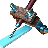Mini Honing Guide for Chisel Edge Sharpening Jig