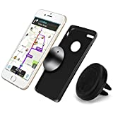 Cooper Navigator Jr. Apple iPhone 5 / 5c / 5s / 6 Smartphone Magnetic Car Air Vent Display Mount