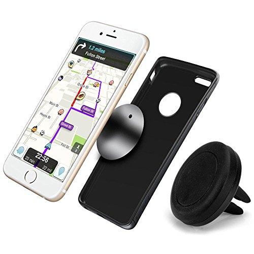 Cooper Navigator Jr. [Car Air Vent Mount] for Motorola Razr HD XT925 / i XT890 / M XT905 / Maxx Smartphone Magnetic Display Mount (Motorola Razr Hd Xt925 Case)